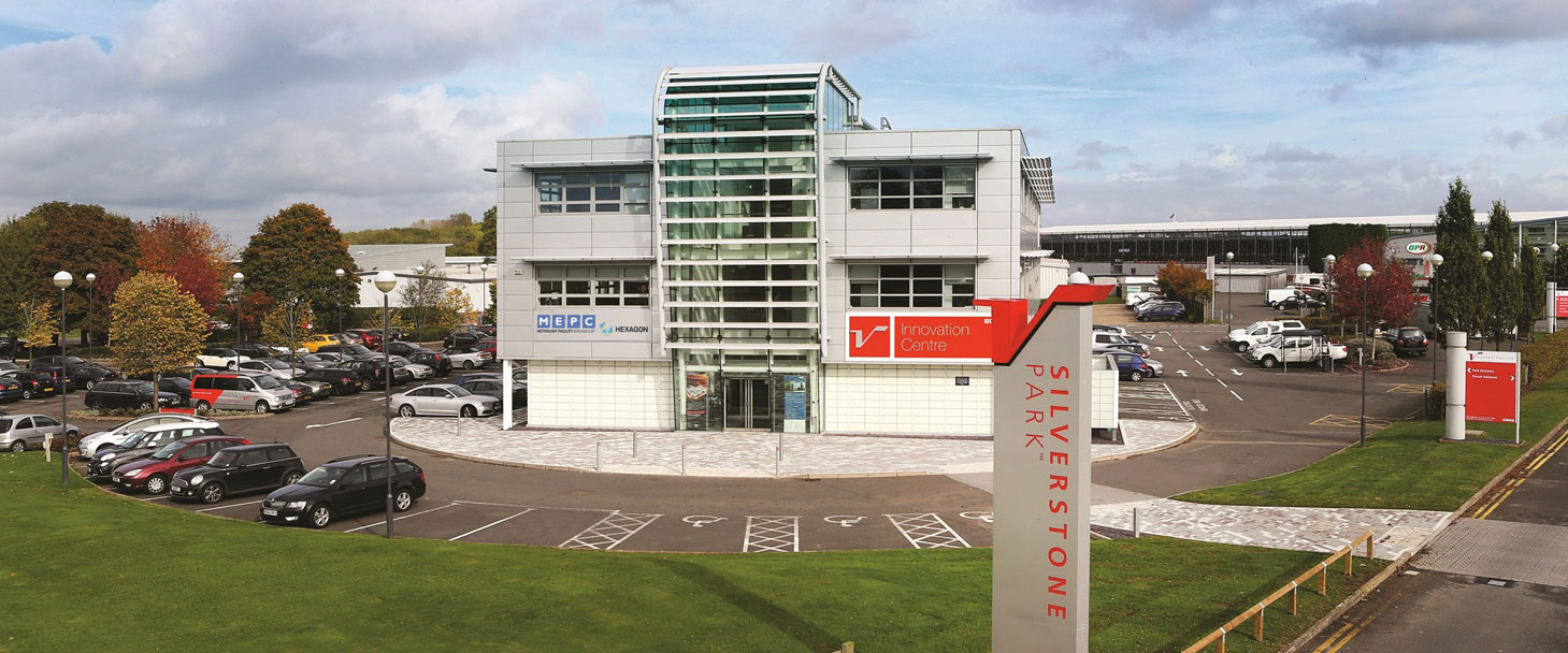 Innovation Centre Silverstone Park | Northamptonshire