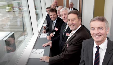 Senior figures heap praise on MEPC's Silverstone Park vision