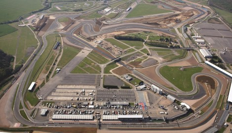 BRDC confirms Silverstone development deal with MEPC