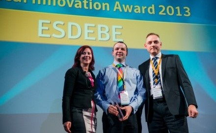 Top Symantec Award for Silverstone Park IT firm Esdebe