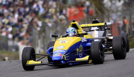 Immediate Formula Ford success for BG Motorsport