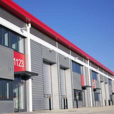 Industrial Units, Workshops & Storage Units