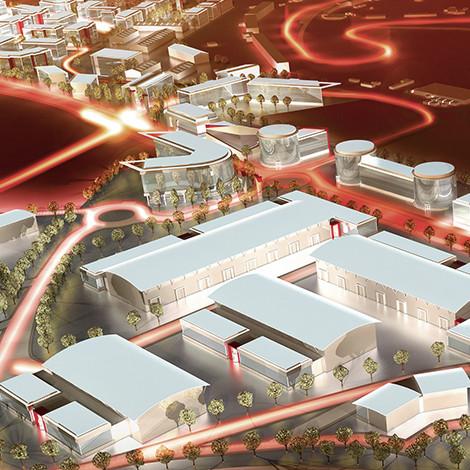 R&D Facilities & HQ Buildings
