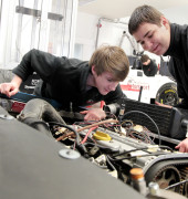 National College for Motorsport on Silverstone Park