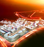 Silverstone Park Vision - East Site View