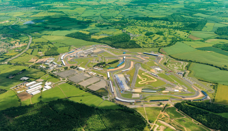 BRDC adds to praise for MEPC's development of Silverstone Park