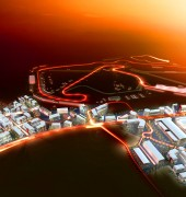 Silverstone Park Vision - Overall Site View