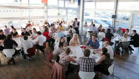 Community spirit further increases among Silverstone Park companies