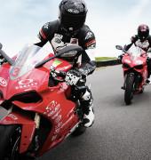 Ducati on Silverstone Park