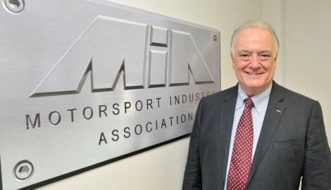MIA 'chief' Chris Aylett named as judge in Silverstone Park Business Competition