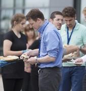 Summer BBQ at Silverstone Park