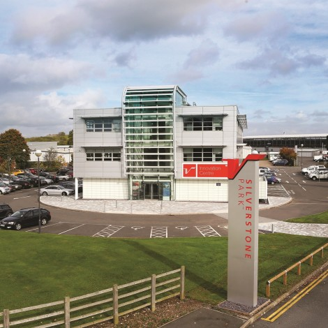 Tour of Silverstone Park Innovation Centre