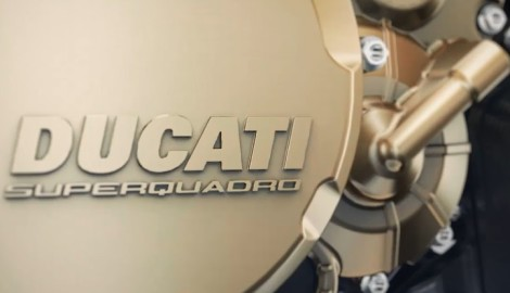 Video: The passion behind legendary Ducati