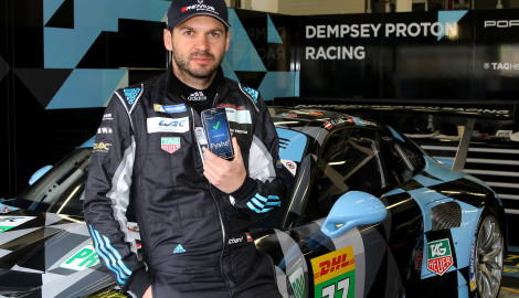 Silverstone Park's Fyshe develops motorsport world first with chipped race driver 'smart suit'
