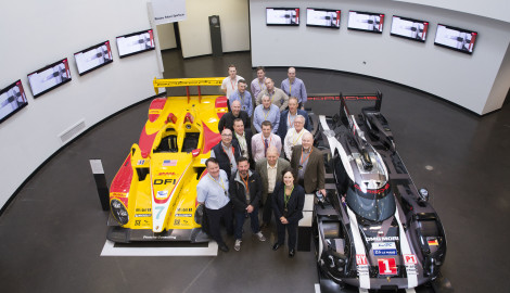High praise for forthcoming Silverstone report from region's influential engineering figures