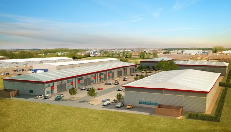 Silverstone Park development moves to 'next level' with 125,000 sq ft speculative build