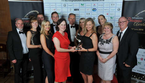 "Silverstone Park HPTM award ""adds massive credibility & kudos"" for winner Good Fabrications"