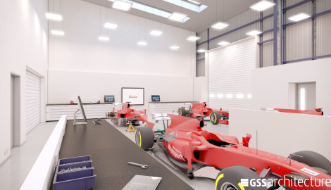 Motorsport College expands into new 7500 sq ft premises at Silverstone Park