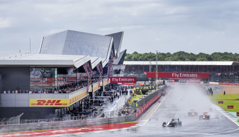 Mercedes, Hamilton British GP win also a victory for Silverstone Technology Cluster