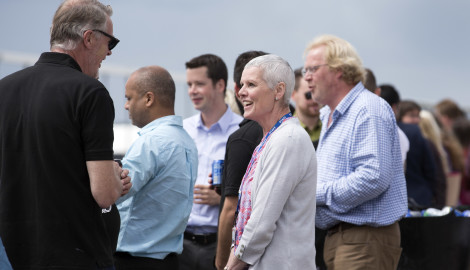 BBQ 'meet' latest popular social get-together for Silverstone Park employees