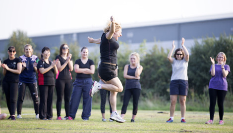 MEPC hits the ground running with first sports day for estate's companies