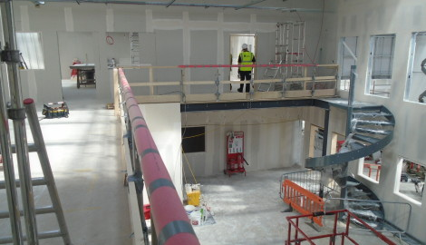 Motorsport College's £1.5m 7500 sq ft expansion opening soon