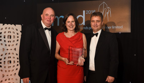 """Silverstone Park """"nationally significant"""" say judges as developer MEPC wins Insider's high-profile developer award"""