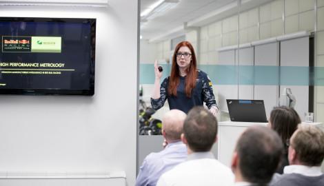 Silverstone Metrology Network has immediate wow factor for high-tech community