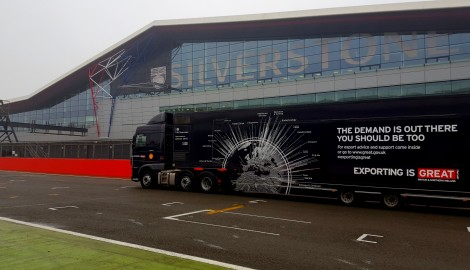 Silverstone Technology Cluster attracts Government Export Hub for businesses
