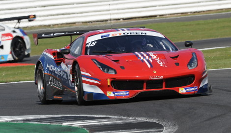 FF Corse: 32 wins with Ferrari in 2016
