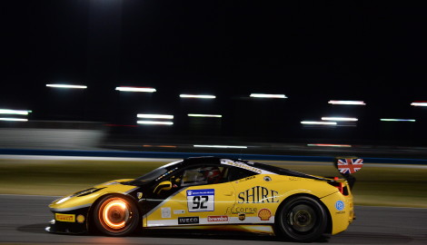 Huge success for Park's Ferrari race team FF Corse