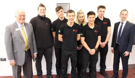 New College development to double flow of motorsport mechanic students
