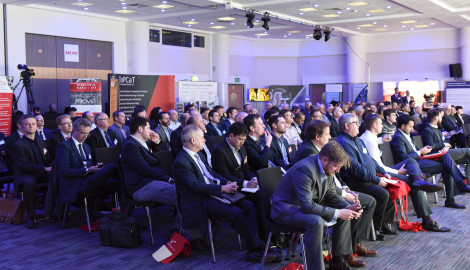 Silverstone Park development loud & clear for high-tech audiences at influential Autosport show