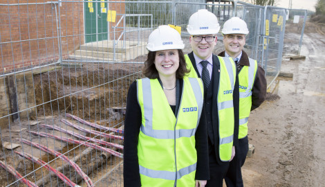 £13m utilities upgrade continues with 21 MVA electrical supply