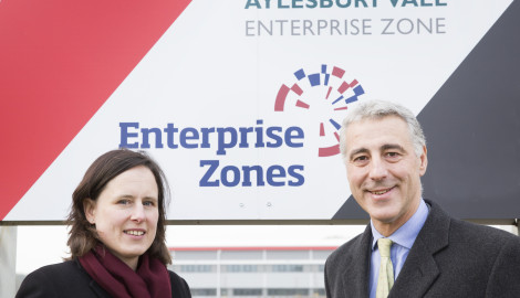 Technology Cluster to benefit from Silverstone Park Enterprise Zone status