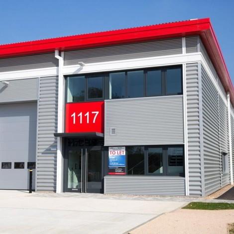 Unit 1117, Silverstone Park