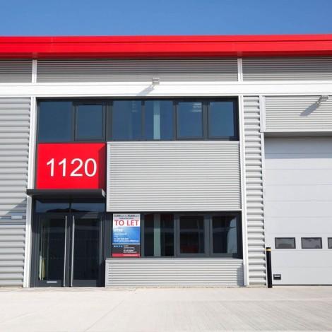 Unit 1120, Silverstone Park