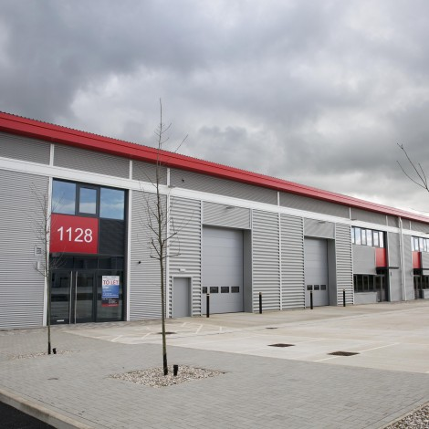 Unit 1128 & Unit 1125, Silverstone Park