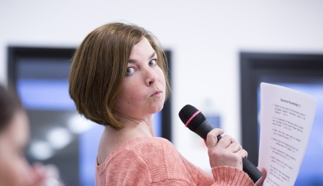 Meet the team: Sarah Adhemar, Receptionist, Silverstone Park