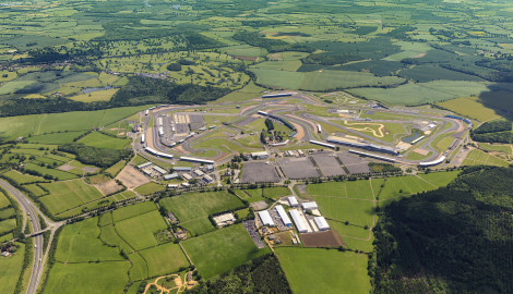 Planning granted for over 2m sq ft of commercial development at Silverstone Park