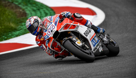 Ducati, KTM staff ready for big home MotoGP event