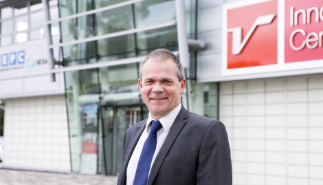 Life's been and still is 'full on' for Park's new Estate Facilities Manager