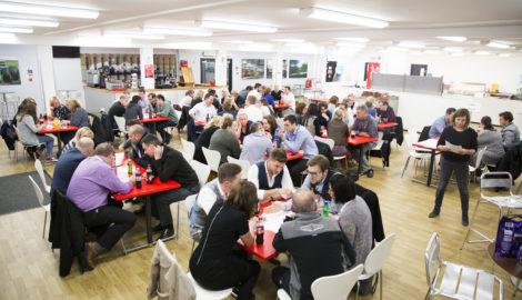 Plenty of community spirit among Park's companies heading into 2018