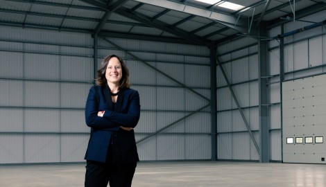 Silverstone Park Commercial Director Roz Bird confirmed as one of Grant Thornton's 100 'Faces of a Vibrant Economy'