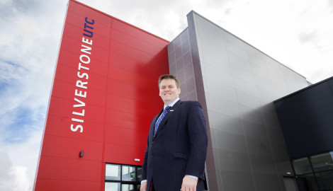 Government education role for Silverstone tech college principal
