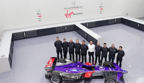 FIA Formula E team DS Virgin Racing completes move to Silverstone Park