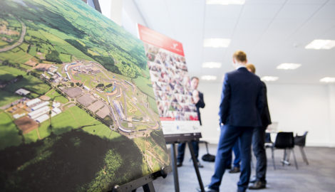 Letting agents learn more about Silverstone Park opportunities for customers