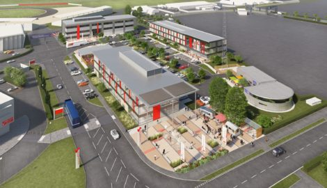Prime six-acre site now ready for development at Silverstone Park
