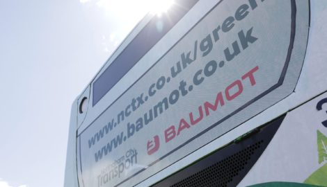 Major city centre contract for low carbon specialist Baumot