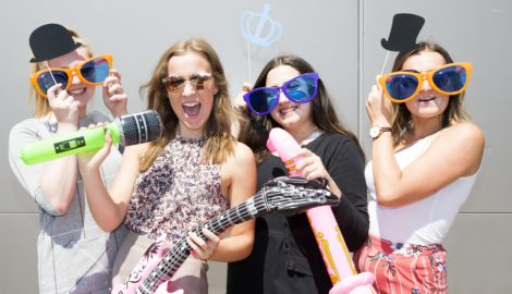Sizzling summer fun for Silverstone Park occupiers